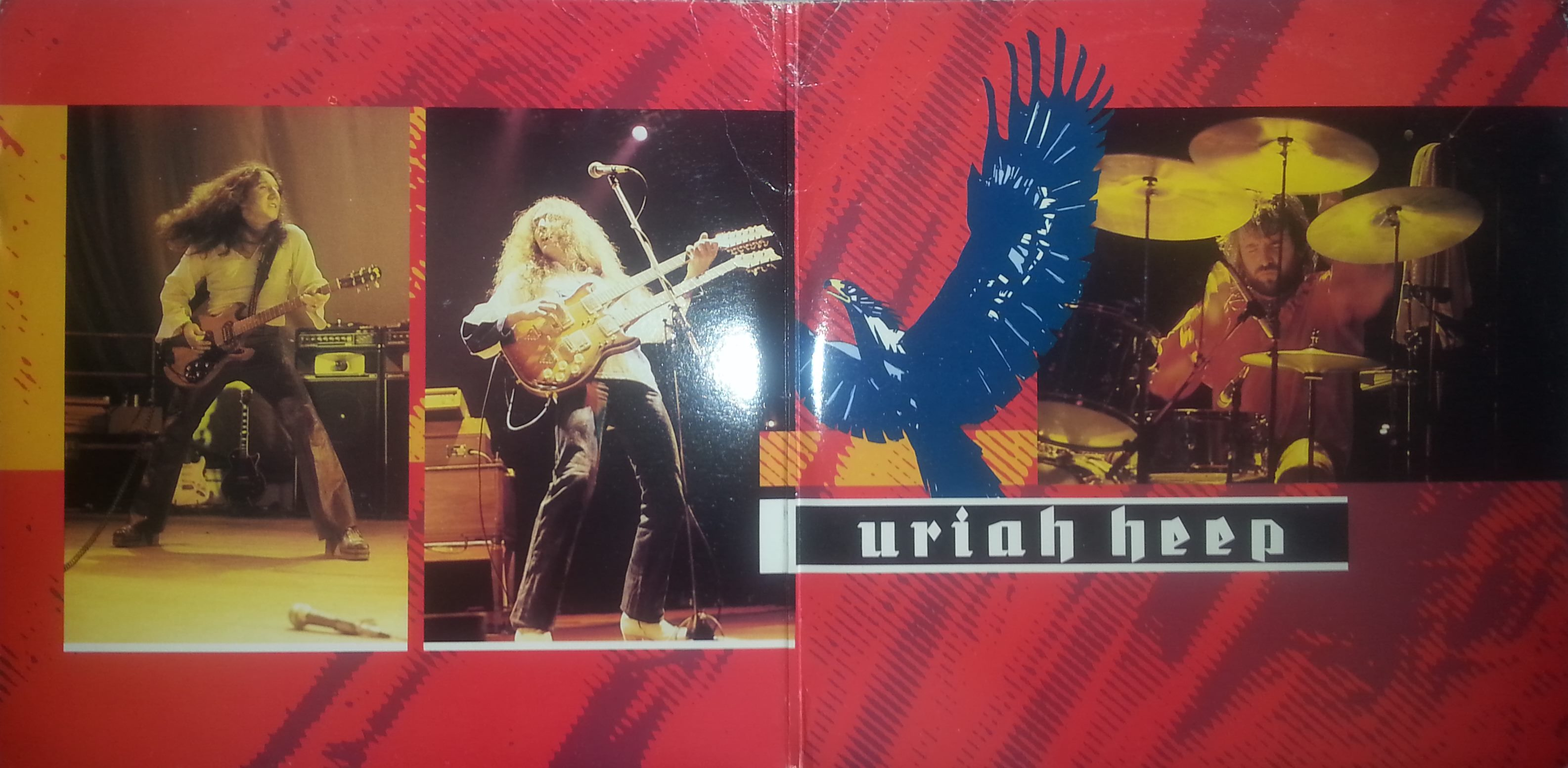 A Look At Some Classic Live Albums Part One Outsiderrock