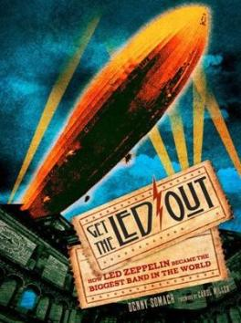 Led Zep get the led out cover