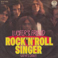 LF rock singer