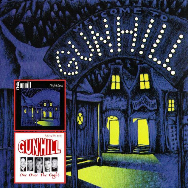 GUNHILL cd reissue