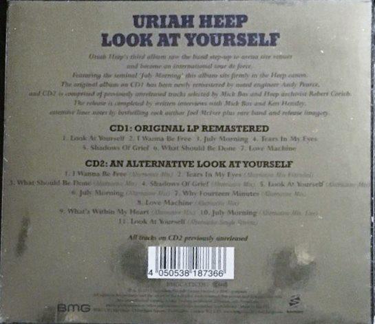A Look At The New Uriah Heep Remasters | Outsiderrock