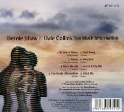 Dale - Bernie Too much info back
