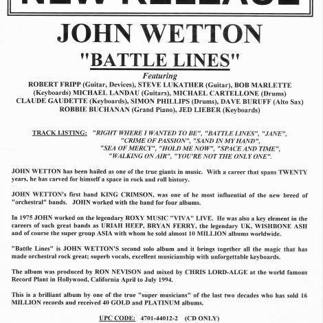 wetton bio 95