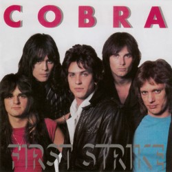 cobra - first strike
