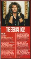 wasp. idol 2